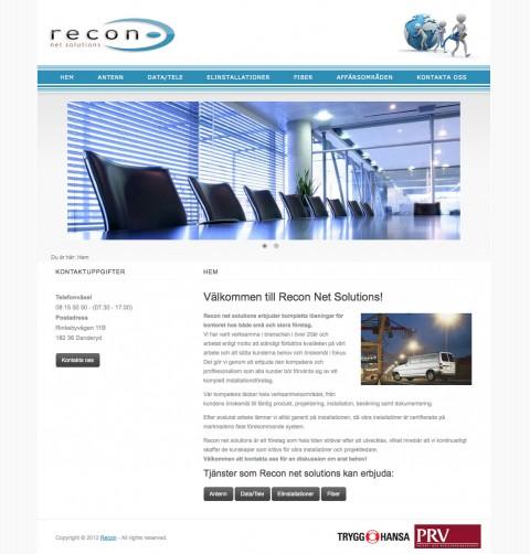 reconnet
