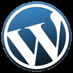 WordPress design logotyp