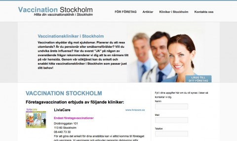 vaccination-stockholm